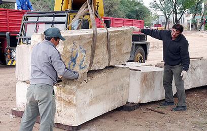 Los utilizarán los escultores internacionales Mármoles de 1600 kilos ... - Chaco Dia Por Dia | Arte Hoy | Scoop.it
