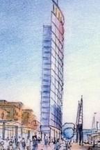 La plus haute tour résidentielle européenne sera londonienne | Immobilier : insolite | Scoop.it