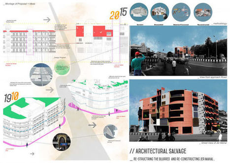The Winner takes it all! Archiprix International Awards 2017 | India Art n Design - Architecture | Scoop.it