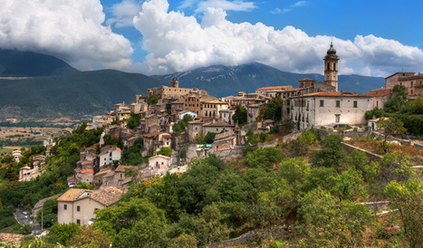 Viaggio in Italia: Abruzzo e Molise, Solitude and Beauty on middle-ground | Dragons | Scoop.it