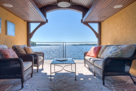 Lake Rosseau | 10/25 Beley Point Rd, Seguin, ON | Luxury Real Estate Canada | Scoop.it