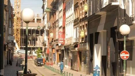 #Charleroi : la rue de Marcinelle attend sa renaissance avec impatience | Charleroi, Même! | Scoop.it