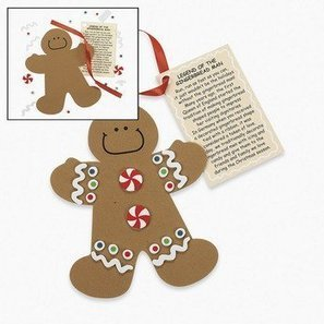 Gingerbread Man Gifts | Ideas for Christmas Gifts and Decorating | Scoop.it