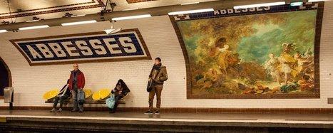 La pétition qui veut remplacer la pub par des œuvres d'art dans la rue | Le Bonbon | Art et Publicité | Scoop.it