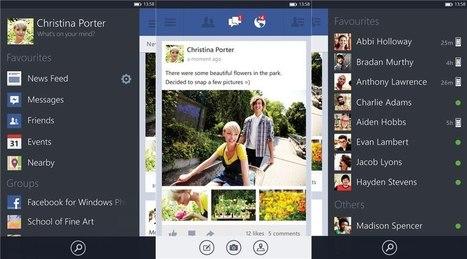 Facebook Beta si aggiorna alla versione 5.0.1.7 | Italy loves WP8 | Scoop.it
