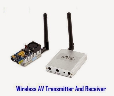 Favorable use of Long Range Video Transmitter | Technology | Scoop.it