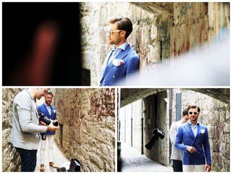 Franceschetti SS14 campaign: photoshooting in Ascoli Piceno | Le Marche - Appassionata Style! | Scoop.it