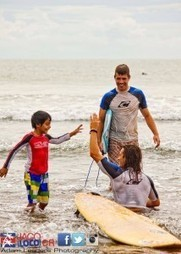 A Tale of Surfing for the First Time in CR - The Costa Rican Times | Surf travel | Scoop.it