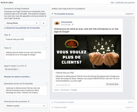 Publicité web Facebook : 25 Conseils d'un Stratège Web pour créer des Campagnes Rentables | Stratégie Webmarketing Référencement SEO | Scoop.it