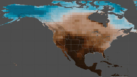 #Megadrought Risk Growing For United States, #Climate Models Show #science | Messenger for mother Earth | Scoop.it