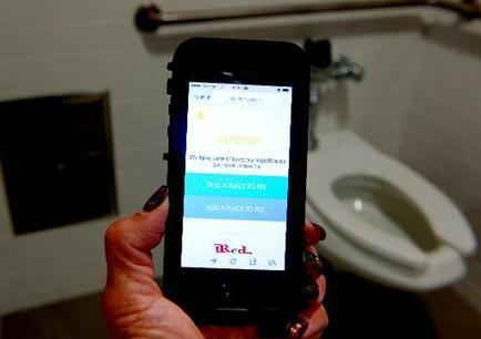 Gotta pee? There's a website for that | Sustain Our Earth | Scoop.it