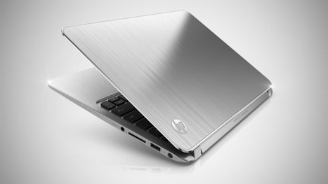The Thin Beauty - HP's New Laptop for Hardcore Business Users - Techno Gala   Electronics news   Scoop.it