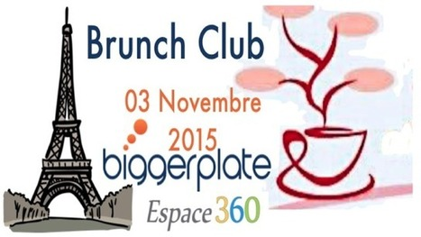 Le BRUNCH CLUB PARIS du 03 novembre 2015 #Humanknowledge #BPUN | Mind Mapping au quotidien | Scoop.it
