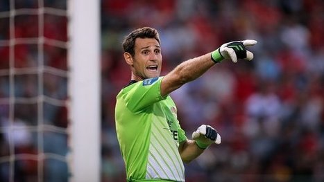 Michael Theo's goalkeeping guide | A-League Gazette | Scoop.it