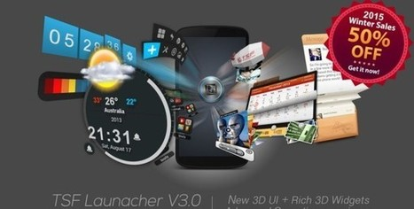 TSF Launcher 3D Shell v3.2.1 Apk | Android Apps | Top Games Zone | Scoop.it