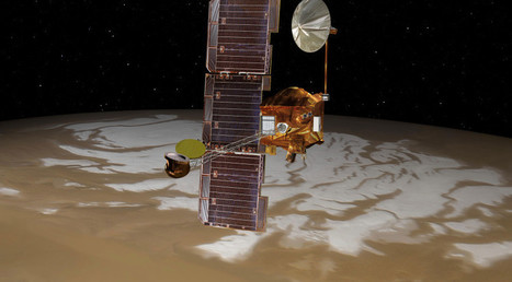 NASA Eyes New Mars Orbiter for 2022 - SpaceNews.com | Space In Cyberspace | Scoop.it