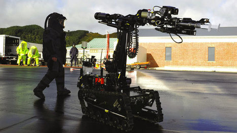 Army prepares to replace thousands of troops with military robots | Robots | Scoop.it