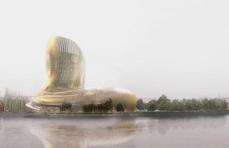 Bordeaux accueillera en 2016 la Cité des civilisations du vin | Oenotourisme et idées rafraichissantes | Scoop.it