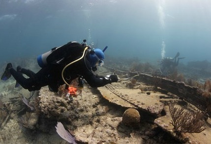 Divers Confirm Identity of Key Largo Shipwreck | Maritime News | Maritime Executive Magazine | HeritageDaily Archaeology News | Scoop.it