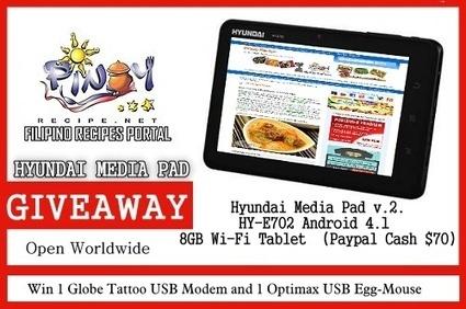 Hyundai Media Pad Giveaway | My Giveaways | Scoop.it