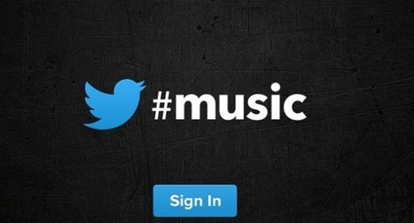 Twitter envisage de mettre fin à son service Twitter #Music | Radio digitale | Scoop.it