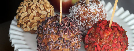 Caramel Apples - Plant-Based Vegan Recipe | Vegan Food | Scoop.it