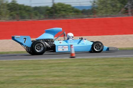 Over 100 F1 Cars To Race At Silverstone Classic - AboutMyArea | Historic cars and motorsports | Scoop.it