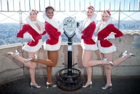 GPS-driven snow stars in Radio City 'Christmas Spectacular' - New York Post | MH | Scoop.it