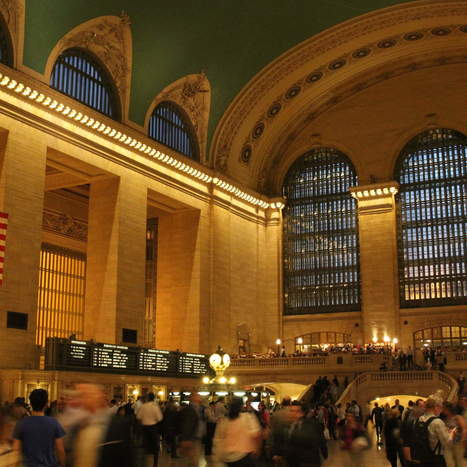 11 secrets of Grand Central | Social Media + Retail Mkting News | Scoop.it