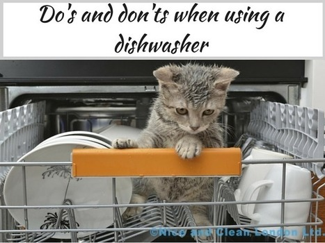 6 dishwasher do's and don'ts | familyonline | Scoop.it