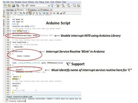 Execute Arduino Code in a PIC Microcontroller Using the MPLAB IDE | Arduino, Netduino, Rasperry Pi! | Scoop.it
