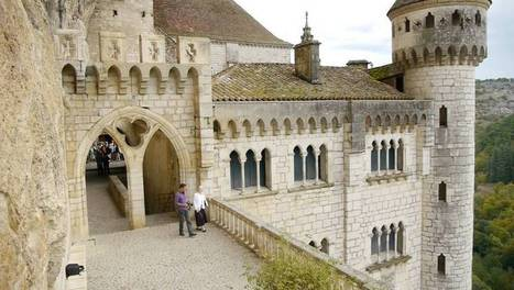 Villages de France > Rocamadour (Arte) | Autour de Carennac et Magnagues | Scoop.it