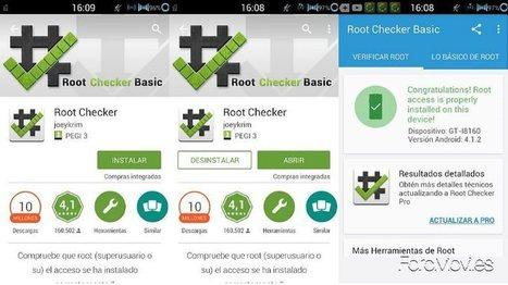 Cómo hacer root a tu Android en cinco minutos | CiberOficina | Scoop.it