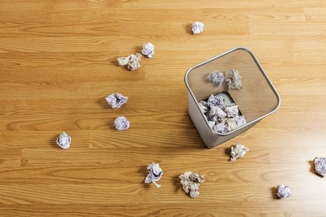 The weird reason why people recycle flat but not crumpled up paper | Sustain Our Earth | Scoop.it
