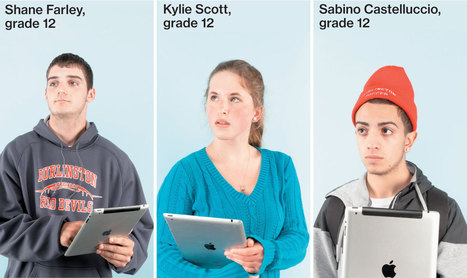 The iPad Goes to School - Businessweek | Mobile learning | Scoop.it