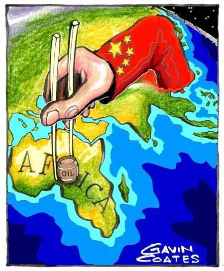 Les nouveaux vautours du continent Africain: « La Chine en Afrique » | Autres Vérités | Scoop.it