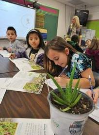 A lesson in soil science - Delmarva Now | Fun Science Experiments For Kids | Scoop.it