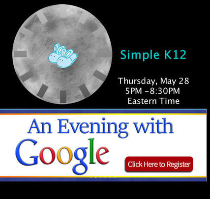Cool Tools for 21st Century Learners: An Evening with Google | Skolbiblioteket och lärande | Scoop.it