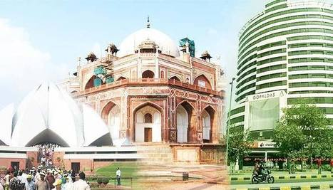 New Delhi Tour - Humayun's tomb, Lotus Temple and Connaught Place | New Delhi Tours | Scoop.it