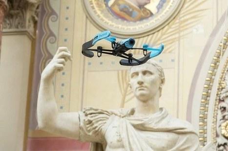 Le spécialiste des drones Parrot veut lever jusqu'à 300 millions d'euros | Vous avez dit Innovation ? | Scoop.it