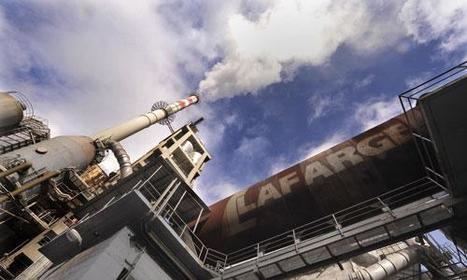 LafargeHolcim obtient des aides de l'UE pour un projet de ciment plus propre | innovation-beton | Scoop.it