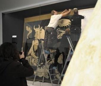 La tapisserie de Guernica pour finir | Textile Horizons | Scoop.it