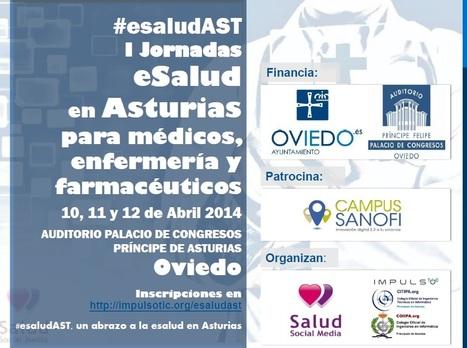 Las 'I Jornadas esalud en Asturias' ultima su programa de ponencias | prsalud | Forumclínic. Programa de eSalud del Hospital Clínic de Barcelona para pacientes crónicos | Scoop.it