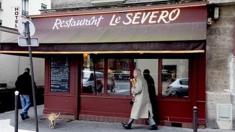Severo - Lieux - Time Out | Gastronomie Française 2.0 | Scoop.it