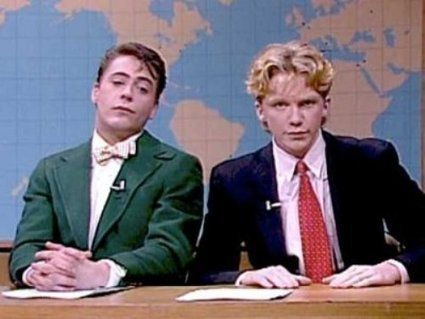 A few actors who you never knew were part of the 'SNL' cast (13 Photos) | MOVIES VIDEOS & PICS | Scoop.it