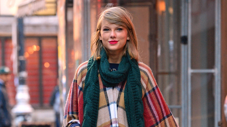 Chart Watch: Taylor Swift's '1989' Hits 2 Million Mark | Fashions And Deals | Scoop.it