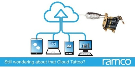 Still Wondering About That Cloud Tattoo? | Ramco Cloud Software | Scoop.it