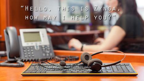 Zynga Mistake Puts Random Stranger In Customer Support Role | Strange days indeed... | Scoop.it