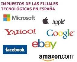 Gigantes tecnológicos, enanos tributarios | Profesión Palabra: oratoria, guión, producción... | Scoop.it