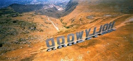 Le Monde dans l'objectif: Une cicatrice à travers le désert (Broken Land) | Géographie et cinéma | Scoop.it